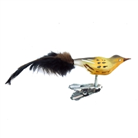 Mini Siskin Bird 4""
