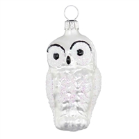 Small White Owl  3""