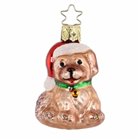 Inge Glas Dog Bello  2.5""