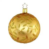 Inge Ball Delights Inka Gold  3.2""