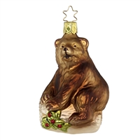 Inge Glas Grizzly Bear  3.7""