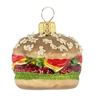 Small Hamburger  1.7""