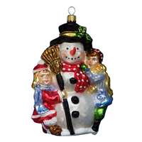 Snowman Mit Kids Exclusive  5.2""