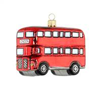"London Double Decker Bus  3.7""W"