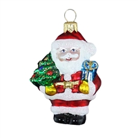 Santa With Gifts  2.8""