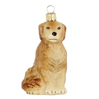 Golden Retriever Dog  3.5""