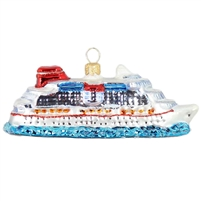 One A Cruise Ship  5""