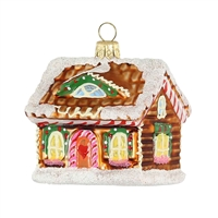 Gingerbread House  2.5""