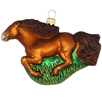 "Gallopping Horse  4""L"