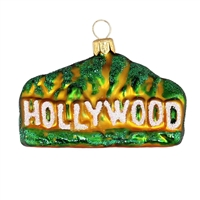 "Hollywood Sign  3""W"