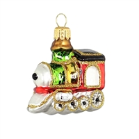 Mini Locomotive - Multi Color  2""