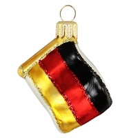 "Mini Flag Germany 1.7""W"
