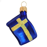 "Mini Flag Sweden  1.7""W"