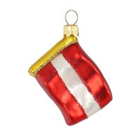 "Mini Flag Austria  1.7""W"