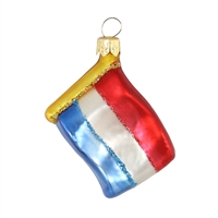 Mini Flag Netherlands  1.7""
