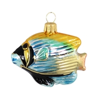 Tropical Fish Gold 2.2""