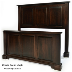 Maple Oneota Bed