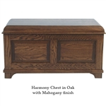 Oak Harmony Custom Chest