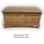 Oak Heritage Chest