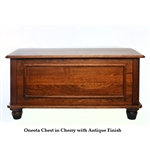 Cherry Oneota Chest