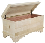 Maple Classic Cedar Chest