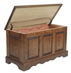 Oak Hope Chest
