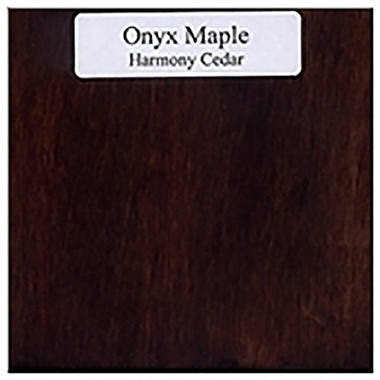Onyx Wood Sample