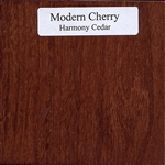 Modern Cherry Wood Sample