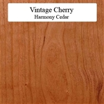 Vintage Cherry Wood Sample