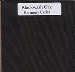 Blackwash Oak Wood Sample