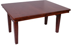 "100"" x 46"" Hickory Lancaster Dining Room Table"