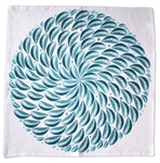 Mussels Napkins. Set of 6.