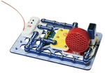 SCP-02 Snap Circuits Mini Kit FM Radio