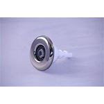 Mini Rotational Jet SS/Gray- 3""