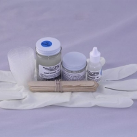 Acrylic Repair Kit, Carribean Blue