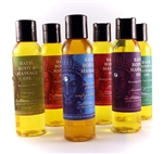 4 oz Zen Organic Bath, Body & Massage Oil