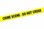 Do Not Cross Crime Scene Tape Roll