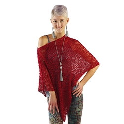 Crocheted Sleeveless Soul Warmer