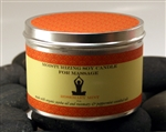 8 oz Zen Inspirations Moisturizing Candle for Massage
