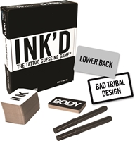 INK'D: The Tattoo Guessing Party Game