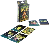 Zombie Run! Family & Party Card Game