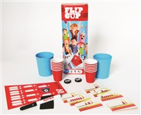 Flip Cup Family & Party Board Game