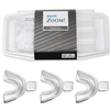 Philips Zoom Nitewhite 22% Teeth Whitening Gel 3 Pack Combo With Trays