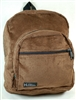 BP100-CR Hemp Corduroy Mini Backpack