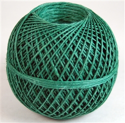 20lbs Hemp Twine Green-Thin 1mm