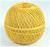 HHT-275Y 20lbs Hemp Twine Yellow-Thin 1mm