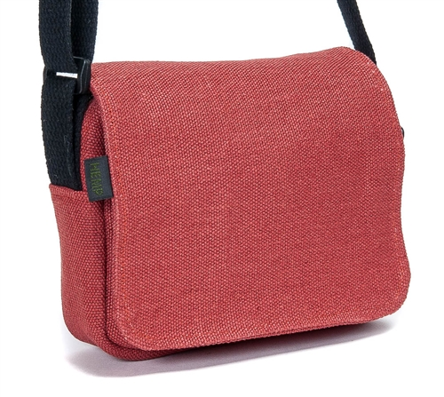 Hemp Ultra Mini Urban Bag Terracotta