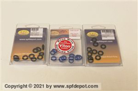 248133 O Rings for Graco Fusion Gun Check Face O-Ring  - 10/Pack