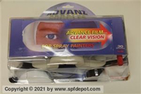 advanz spray foam goggles