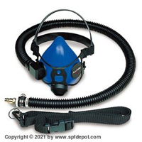 Allegro® 9920 Half Mask Supplied Air Respirator